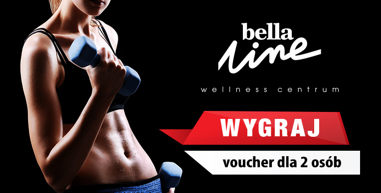 Wygraj voucher do Bella Line Wellness Centrum