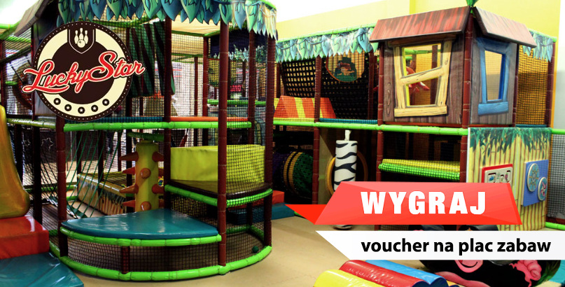 Wygraj voucher do Lucky Star